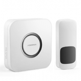 Wireless Doorbell Operating at over 985-feet Range with Over 52 Chimes B-9