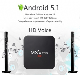 Android 5.1 TV Box PRO 4K S905 Streaming Media Player